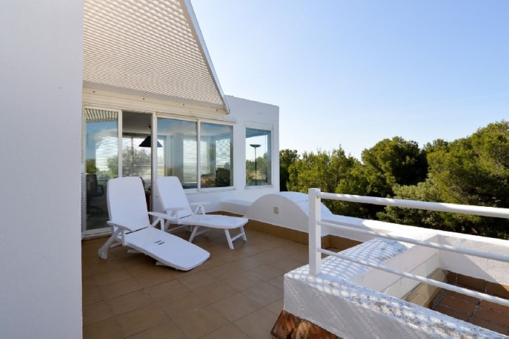Lovely villa with pool facing South for sale in Portals Nous