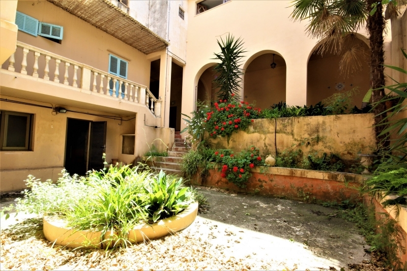 Manor house with an approved renovation project for sale in Artà, Mallorca