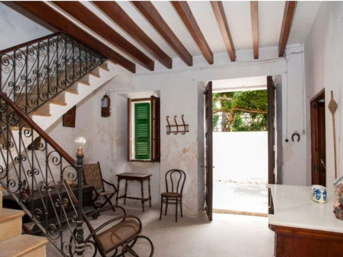 classic village house 'renovation project' for sale in Muro