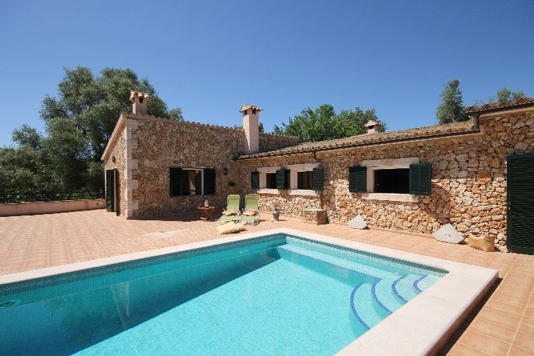 Touristic licence country house with guest apartment in Sencelles, Mallorca