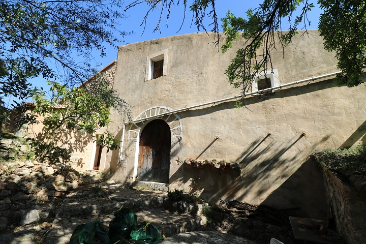 Finca to reform on a large plot with beautiful views for sale in Sóller