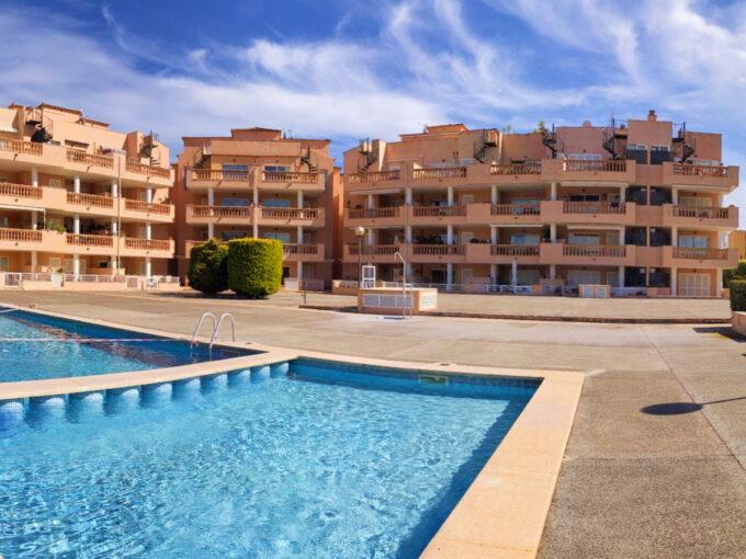 coastal apartment for sale in cala bona