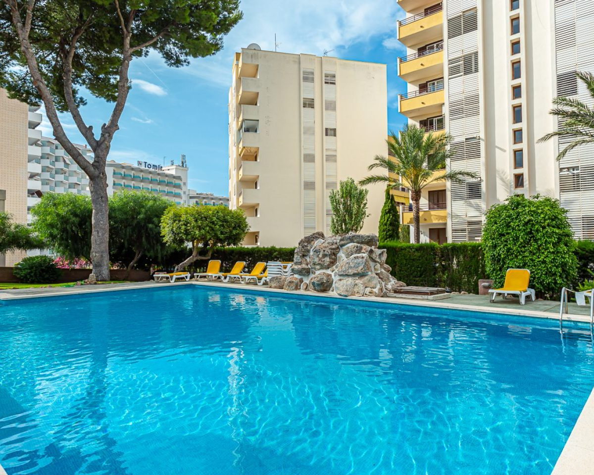 Very nice first floor apartment for sale in Portals Nous,Mallorca