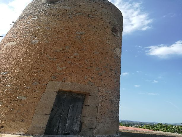 Mill house to reform with many possibilities for sale in Felanitx, Mallorca