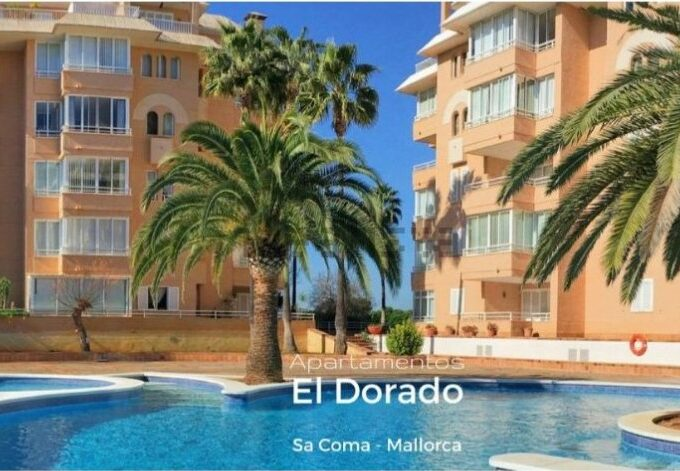 sunny apartment for sale in sa coma