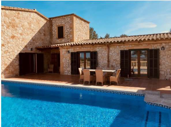 Stone country house in secluded location for sale in Son Macia