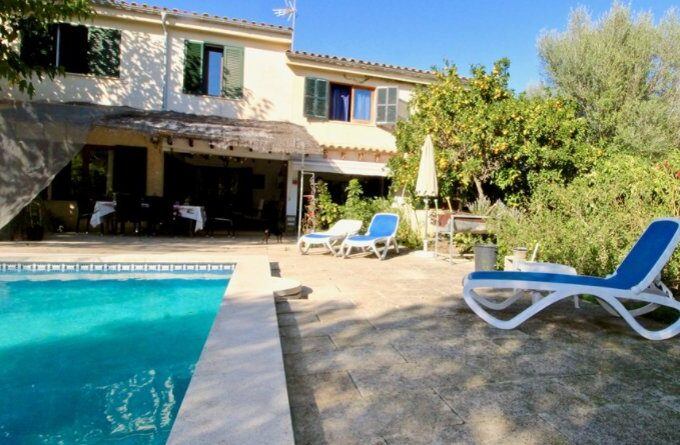 Mallorcan style house with Cedula for sale in Sant Joan