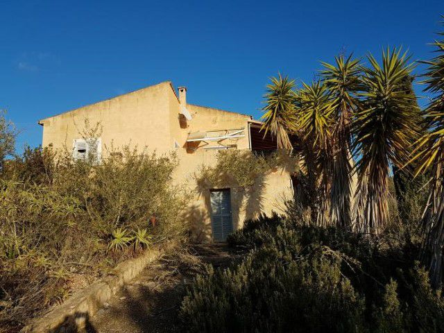 Rustic country house with two apartments for sale near Son Cario