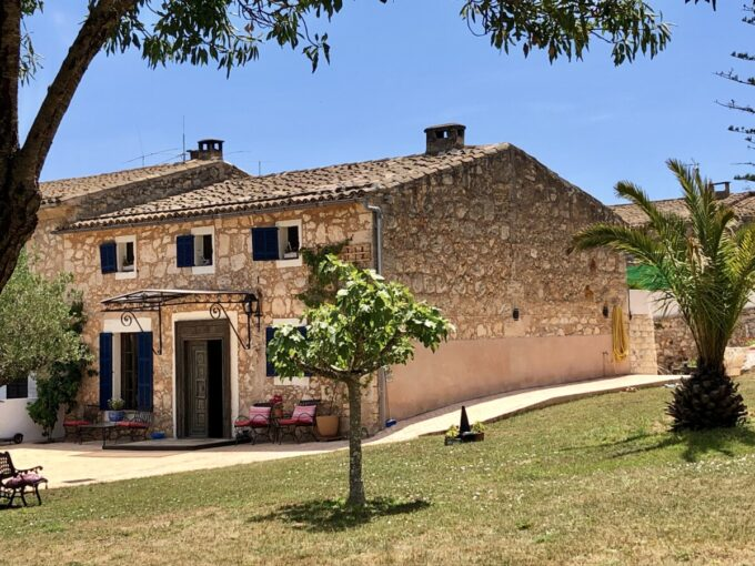 Delightful finca with authentic details for sale in Son Servera
