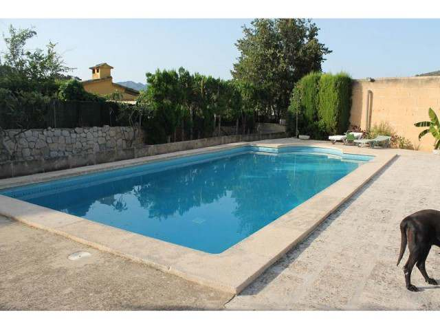 Fully registered country house for sale in Son Carrio