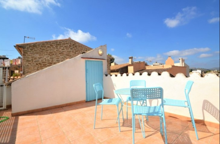 Wonderful Majorcan Village house for sale in Alcudia