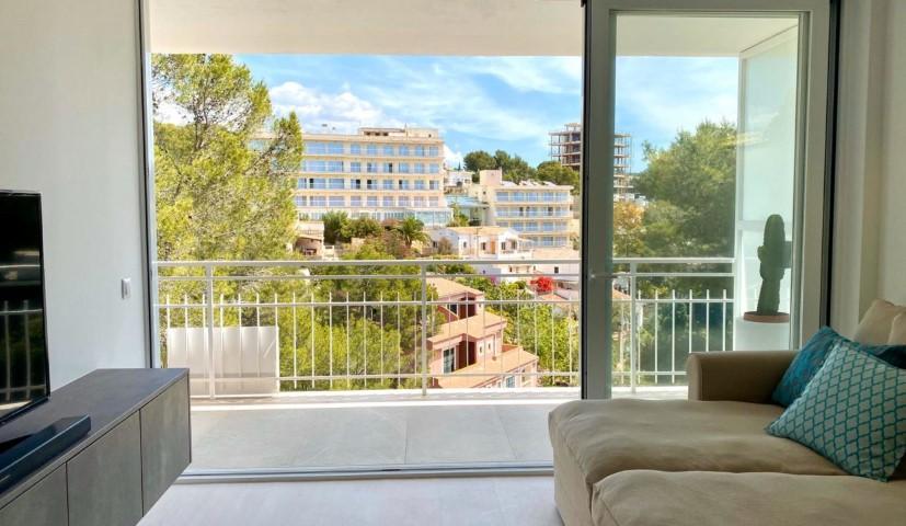 Luxury two-bedroom apartment for sale in Bendinat